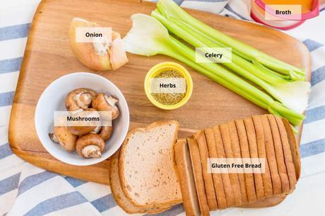 Gluten Free Stuffing (Vegan Friendly)