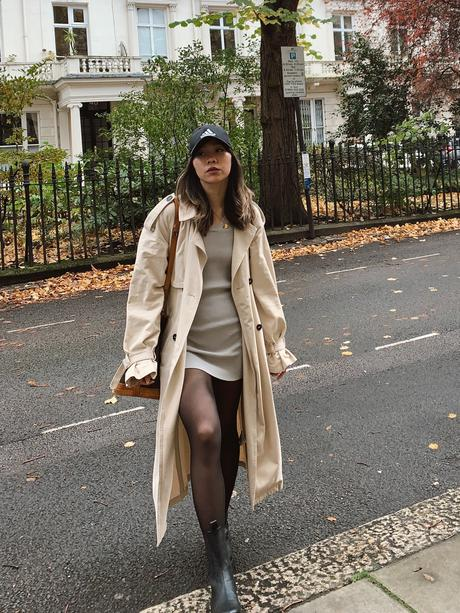 WHAT I WORE IN OCTOBER