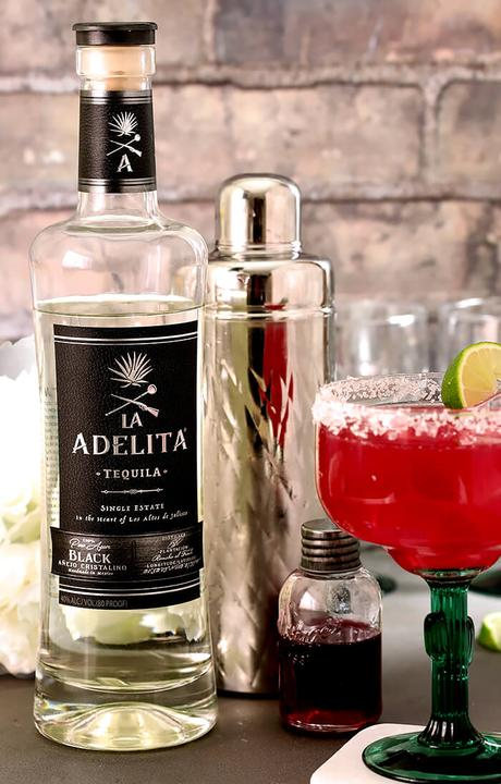 Prickly Pear Margarita Cocktail