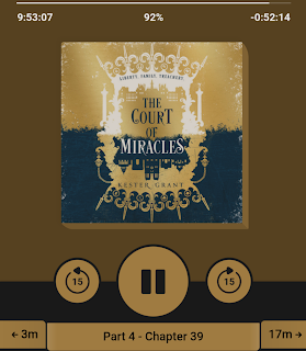 Audiobook Reviews including The Switch and Netgalley App