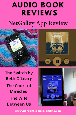 audiobook reviews netgalley