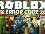 Roblox Error Code 267?