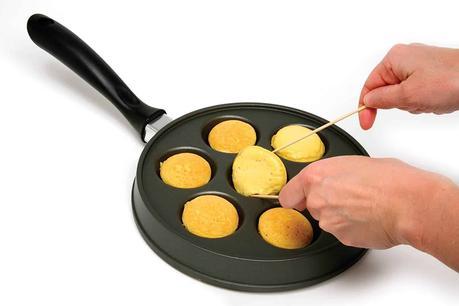 Best non-stick Aebleskiver pan: Norpro
