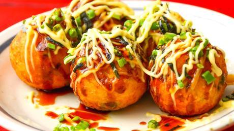 Pinoy style takoyaki