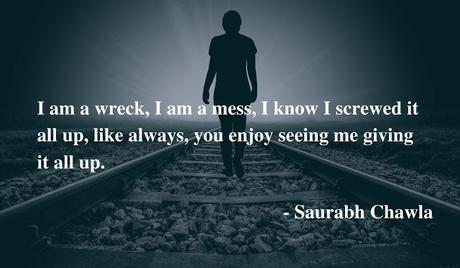 give-up-quotes-saurabh-chawla