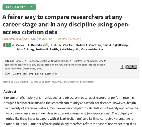 The ε-index app: a fairer way to rank researchers with citation data