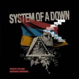 SYSTEM OF A DOWN RELEASES TWO BRAND NEW SONGS TO RAISE AWARENESS AND FUNDS TO AID THE PEOPLE OF ARTSAKH AND ARMENIA AFTER CONTINUED ATTACKS BY AZERBAIJAN AND TURKEY
