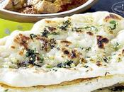 Garlic Naan (印度大蒜烤餅) (pan Version)