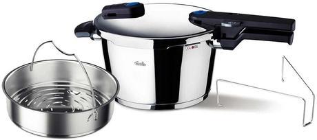Fissler stainless steel pressure cooker