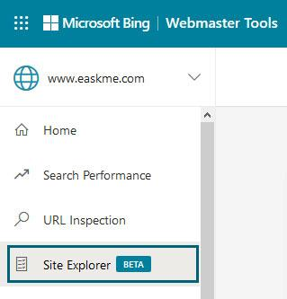 How to Use Microsoft Bing Site Explorer for SEO [Explained]