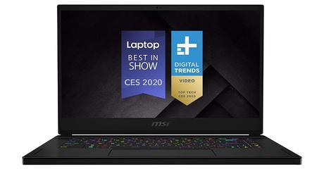 MSI GS66 Stealth 10SGS-031 - Best Laptops For FL Studio