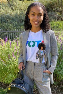What I Wore: Tory Burch Vote T'Shirt
