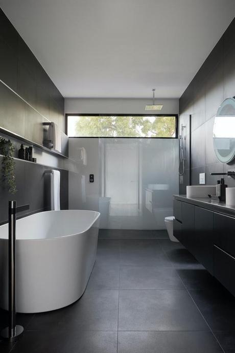 a modern bath design for 2021