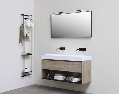 modern bathroom designs include spacious spaces with light airy colors and natural hues