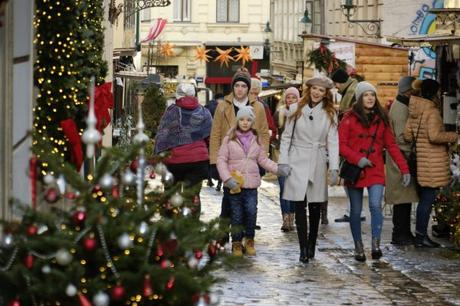 Hallmark Channel Christmas In Vienna Premieres Saturday Nov. 14th