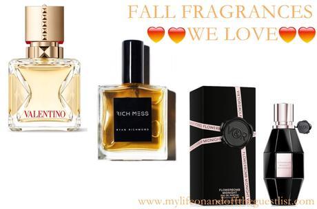 New Season, New Scent: Fall Fragrances We're Loving