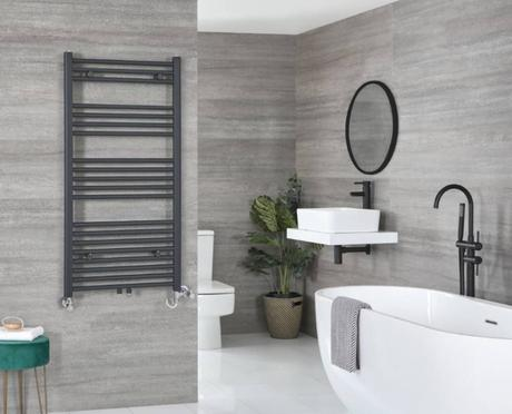 How to Dress and Hang a Dual Fuel Heated Towel Rail