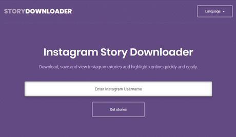 best instagram story saver online 2019