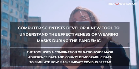 A New Data-Driven Model Shows That Wearing Masks Saves Lives – And The Earlier You Start, The Better [Video Included]