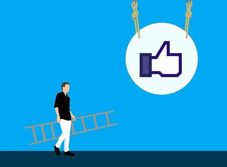 social media, likes, engagement
