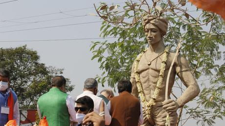 remembering freedom fighter, tribal warrior from Jharkhand - Birsa Munda