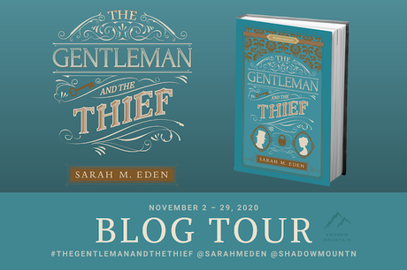 BLOG TOUR - THE GENTLEMAN AND THE THIEF: PROPER ROMANCE VICTORIAN