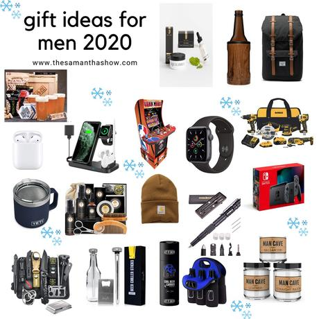 Best gifts for men 2020.