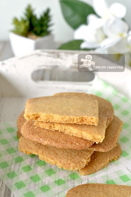 The 4-ingredients Arnott's Scotch Finger Biscuit Recipe