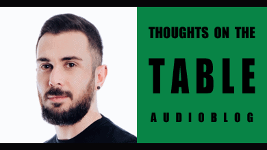 [Thoughts on the Table – 81] Questions Italians in North America Can't Help But Wonder About