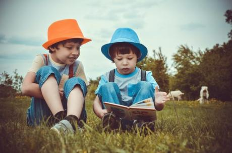 Top TEN books for children and beginners looking for an easy read!