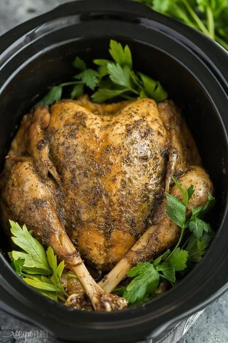 19 Holiday Slow Cooker Recipes