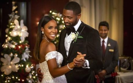 Trailer: Lifetime's Merry Liddle Christmas Wedding Starring Kelly Rowland