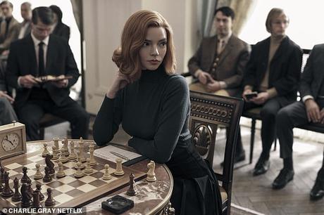 game of Chess in spotlight !