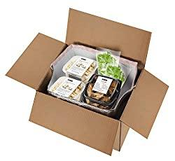 Image: 5 Pack Foil Insulated Box Liners 12 x 10 x 9 Thermal Box liners. Bottom Gusseted Box Liners for shipping food, biotech, cosmetics. Moisture resistant