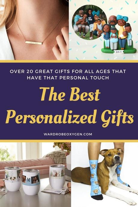 The Best Personalized Gifts: Over 20 Great Ideas