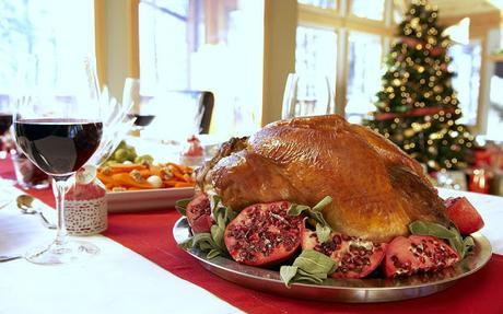 Image: Turkey Dinner in a restaurant, by Shujon Moral on Pixabay