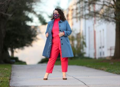 Rage Against the Beige with Pink on Pink from Talbots