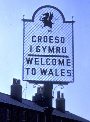 A YEAR IN WALES COMES TO AN END: A Brush with Royalty, From the Memoir of Carolyn T. Arnold, at The Intrepid Tourist