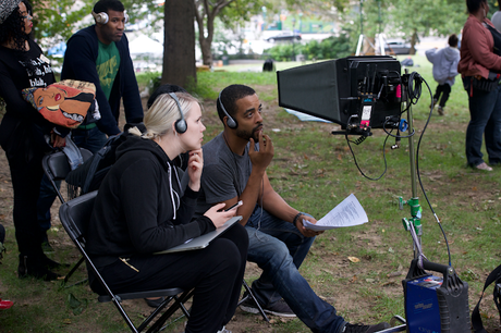 Art of the Scripty:     Talking with Top Independent Film Script Supervisor Tamara Hansen