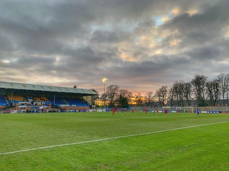 Kings Lynn Town 2 Dover Athletic 0