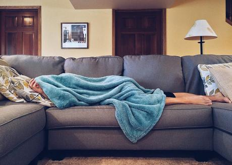 If You're Waiting For Motivation To Get You Off The Couch, You May As Well Get Comfortable