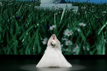 Valmont Barcelona Bridal Fashion Week revitalizes the bridal fashion industry
