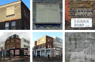 Hornsey Road – more ghostsigns, observations and recollections