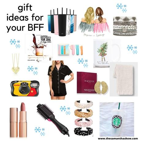 Gift ideas for your BFF