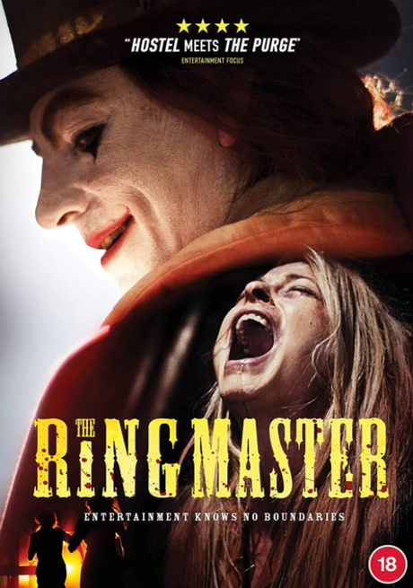 The Ringmaster (2018) Movie Review