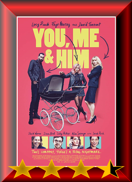 ABC Film Challenge – Comedy – Y – You, Me and Him (2017) Movie Review