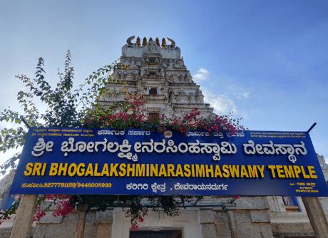 Photoessay: The temple town and hills of Devarayanadurga