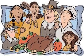 Thanksgiving during a plague