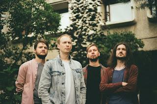 Stream The Debut Album From Sealand Airlines!