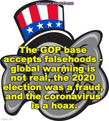 Why Is GOP Base So Easily Fooled By Lies And Conspiracies?